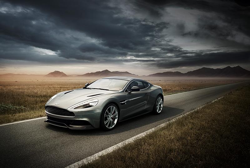 Investindustrial Aston Martin